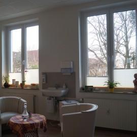 Praxiszimmer für Kinesiologie